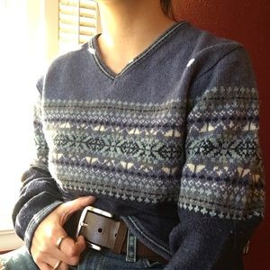 Gap Lambswool Sweater